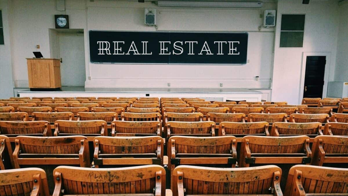 Pay for College With Real Estate