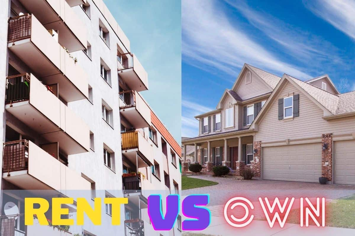 Is it cheaper to rent or own a home?