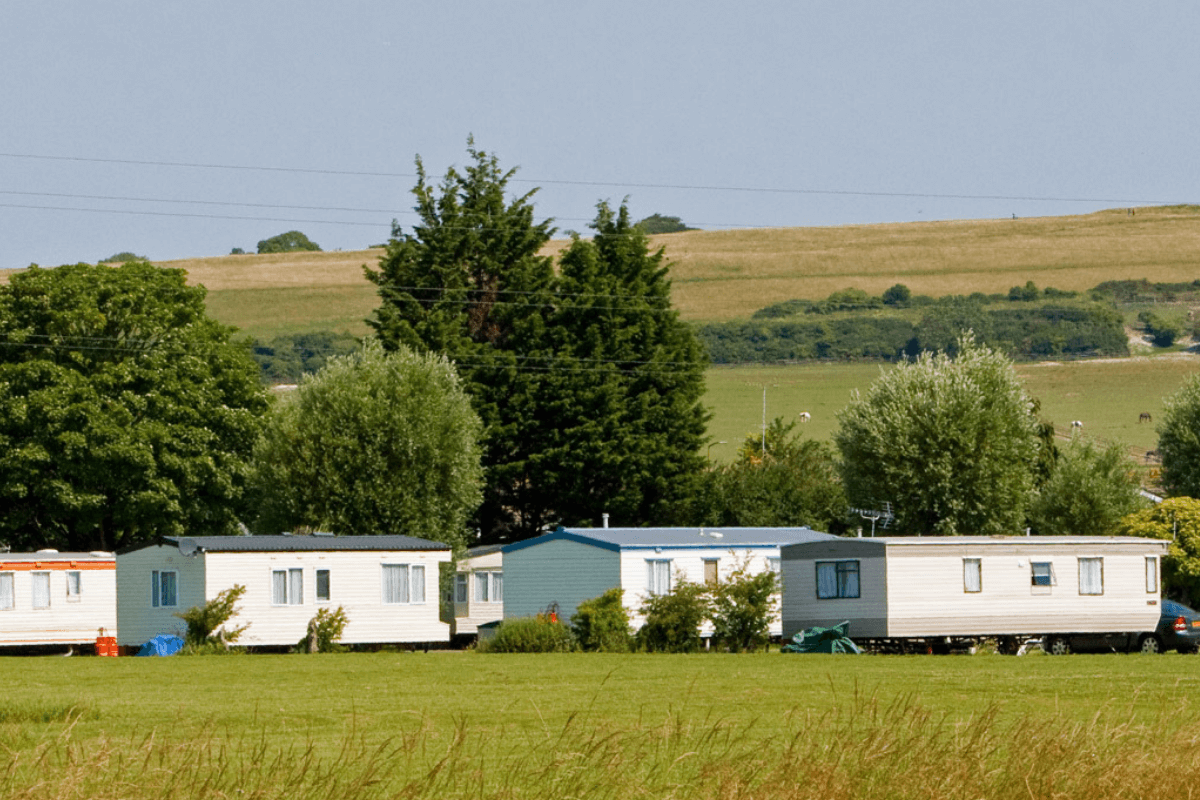 mobile home is different from modular home