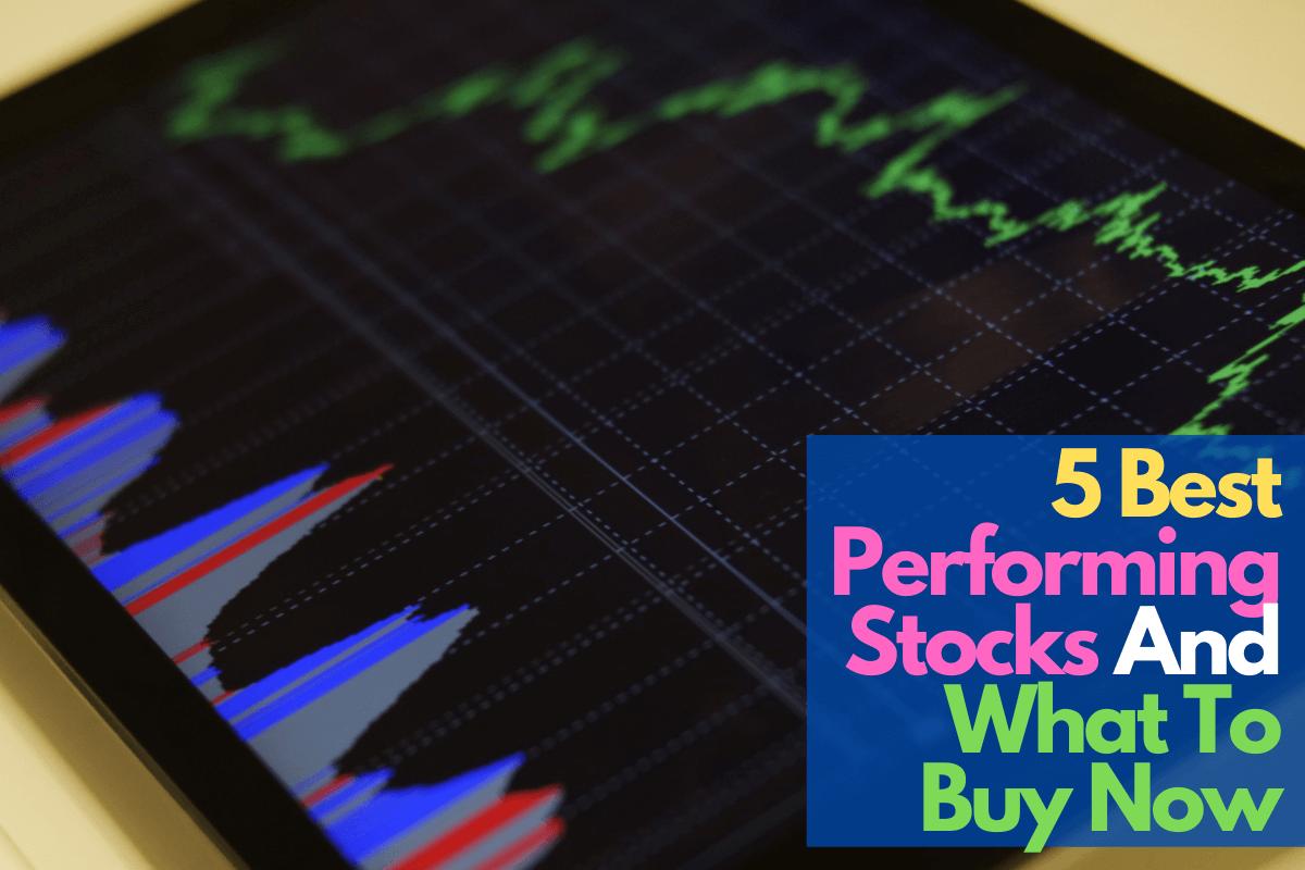 best high performing stocks