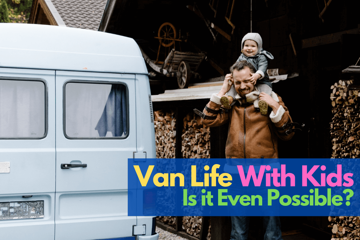 van life with kids