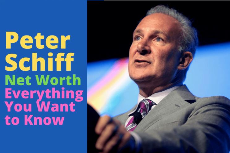 Peter Schiff Net Worth
