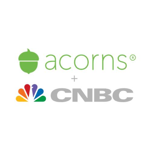 Grow by Acorns + CNBC