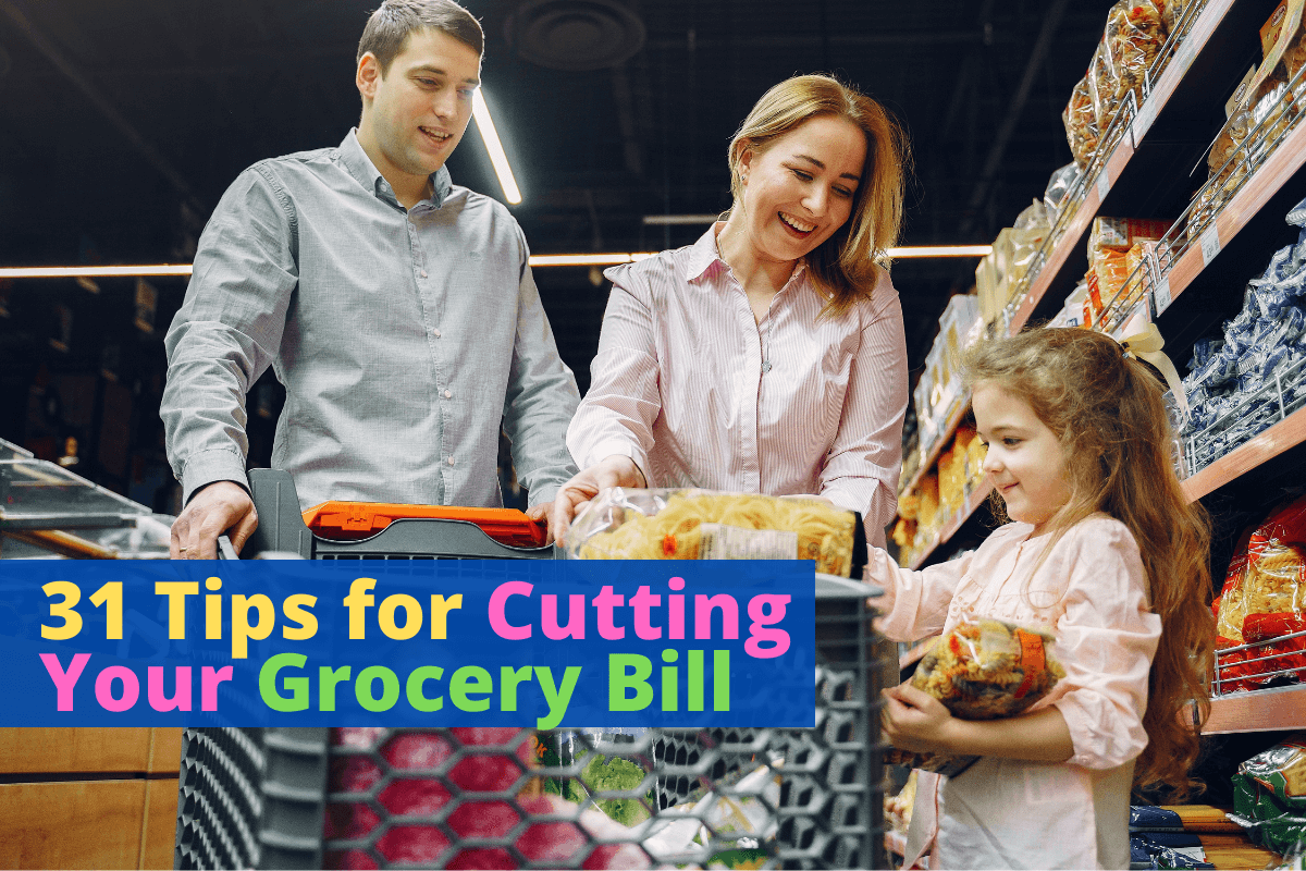 Cutting Your Grocery Bill
