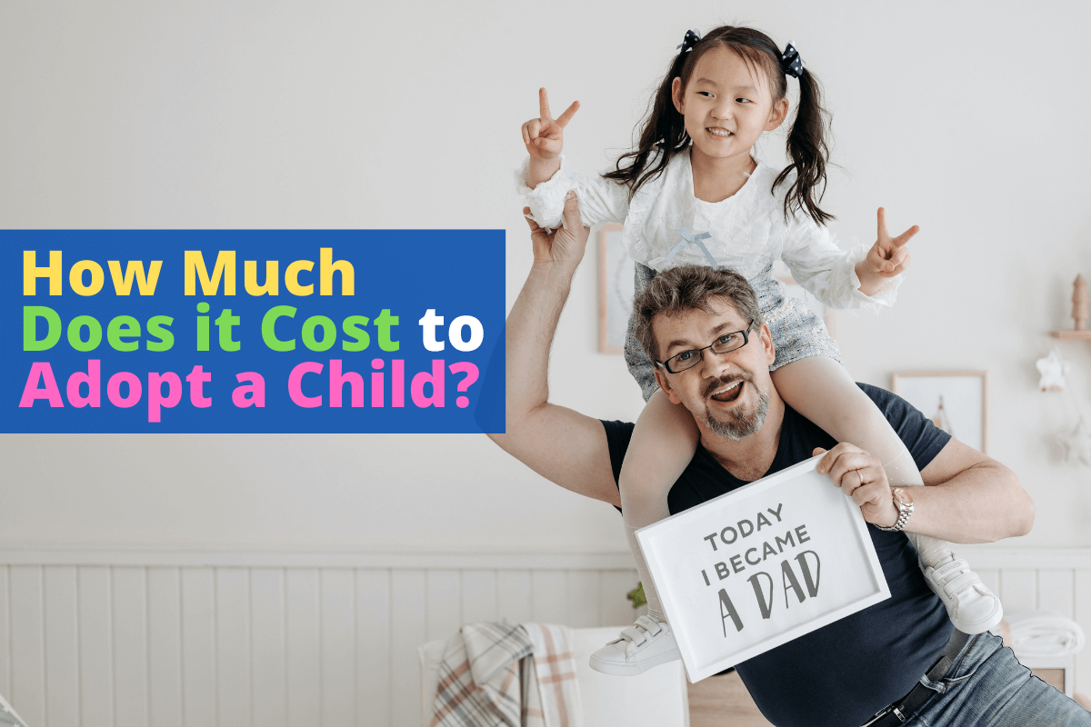 How Much Does it Cost to Adopt a Child