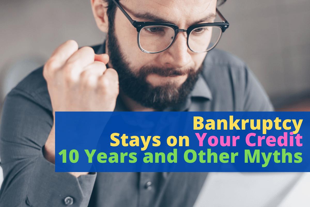 bankruptcy myths debunked