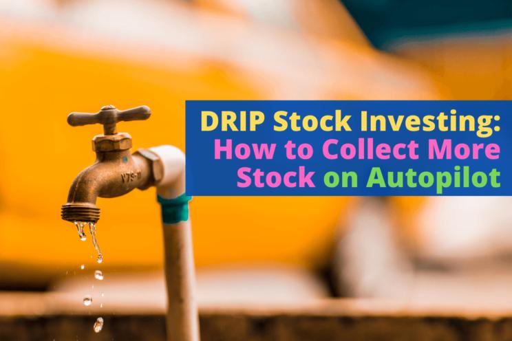 drip stock investing