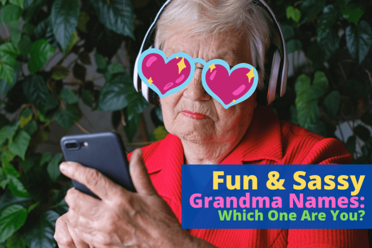 sassy grandma names