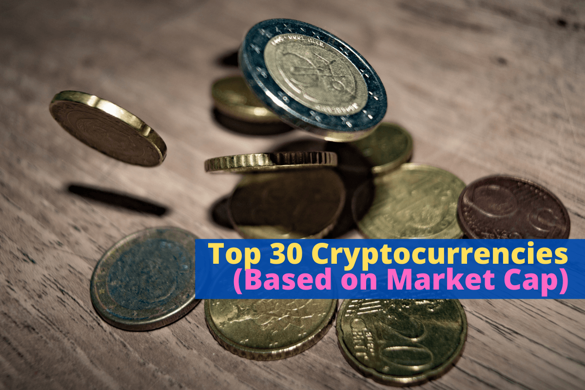 top cryptocurreny by market cap