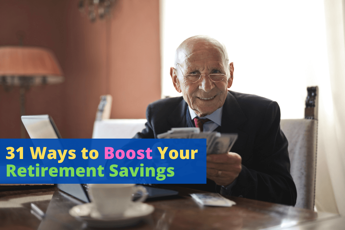 boost retirement savings