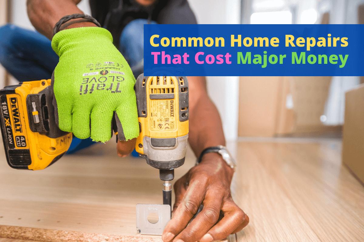 common major repairs