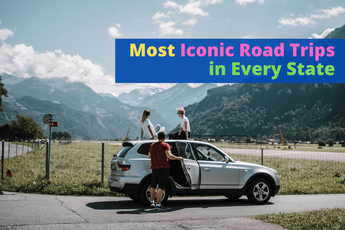 iconic road trip