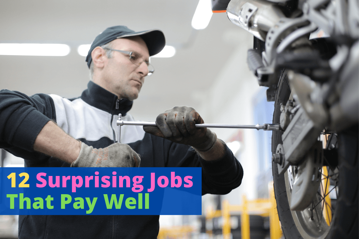 jobs that pay well