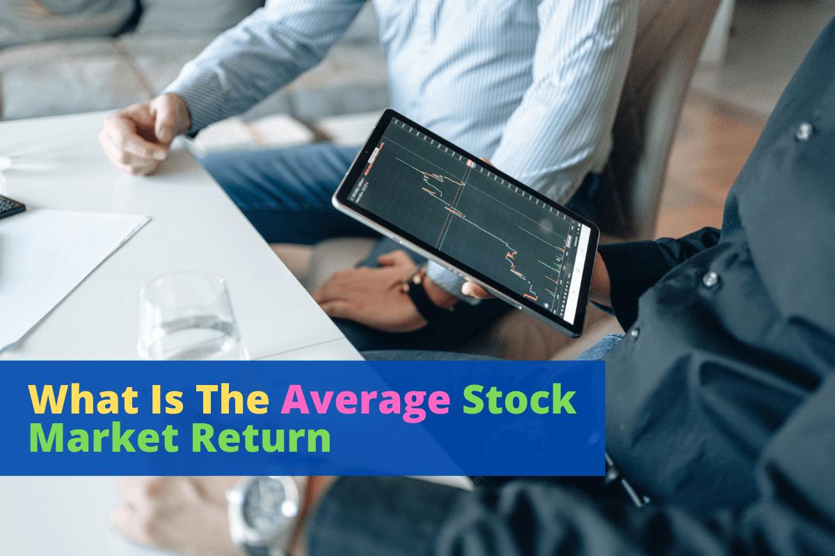 average stock market return