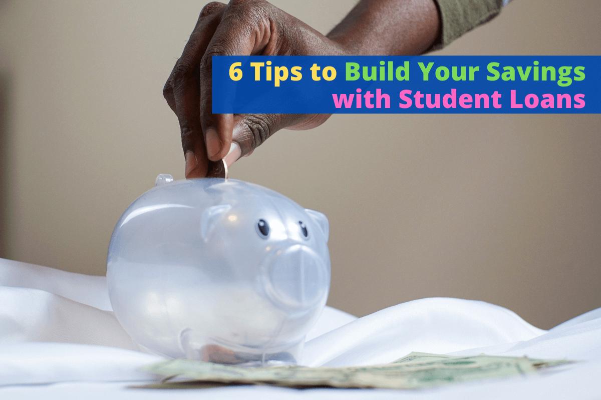 build your savings