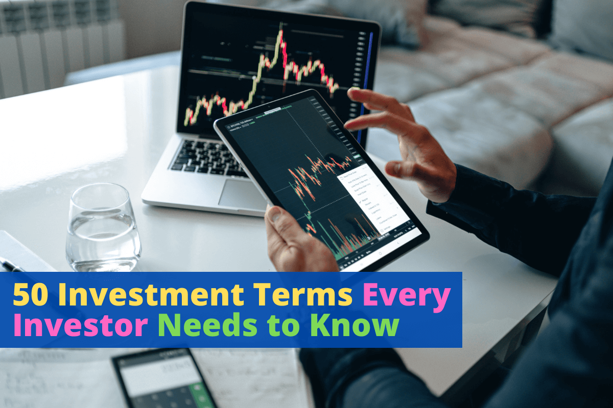 investment terms